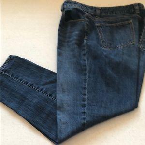 Talbots boyfriend jean flawless 5 pocket